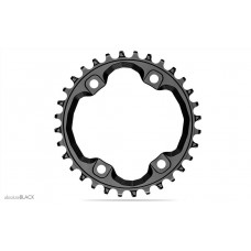 Absolute Black - Shimano XT M8000 / SLX M7000 Narrow Wide Rotunda