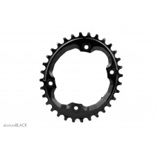 Absolute Black - Shimano XTR M9000