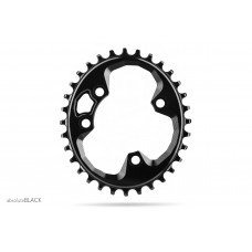 Absolute Black - Rotor BCD 76 Oval