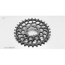 Absolute Black - Sram Round Direct Mount BB30 (0mm offset)