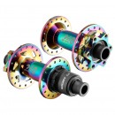 """DT Swiss 240 EXP Classic - set butuci """"Oil Slick"""" Limited Edition / Boost / Sram XD"""