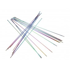 Pillar Wing 20 / J-Bend - rainbow / oil slick